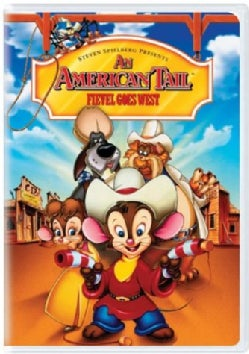 An American Tail: Fievel Goes West (DVD)