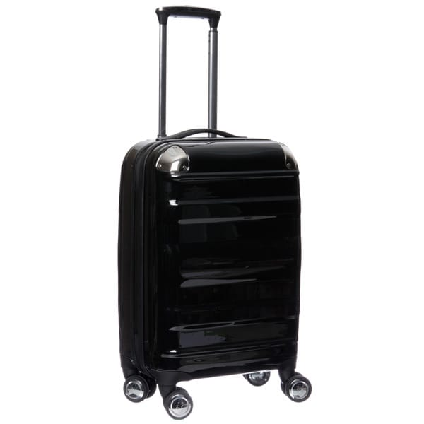 Heys USA 'Crown XLV' 22-inch Hardside Carry On Spinner Upright