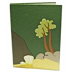 Pachyderm Dark Green Stationary Pouch (Sri Lanka)