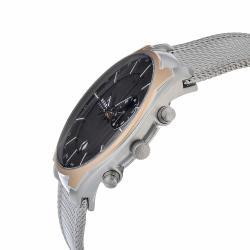 Skagen Men's Rose-gold Accent Watch