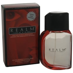 Erox 'Realm' Men's 1.7-ounce Eau de Cologne Woody-fragrance Spray