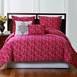 Capri Reversible 5-piece Comforter Set