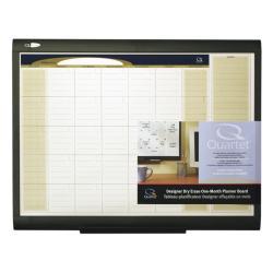 Quartet 24 x 18 Designer Dry Erase One Month Planner Board