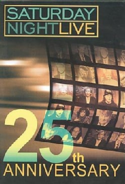 Saturday Night Live: 25th Anniversary (DVD)