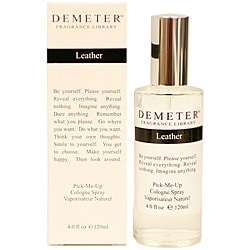 Demeter 'Leather' Women's 4-ounce Cologne Spray