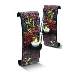 Sarah Peyton Mosaic Wall Sconce Set (Pack of 2)