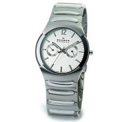 Skagen Men's Swiss Stainless Steel Watch