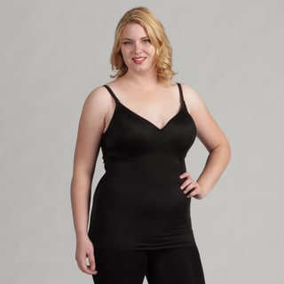 24/7 Frenzy Women's Black Molded Nursing Tank