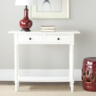 Safavieh Cape Cod Cream 2-drawer Console Table