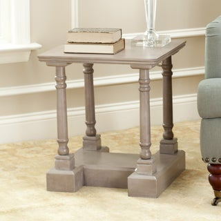 Safavieh Cape Cod Grey End Table