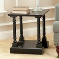 Cape Cod Black End Table