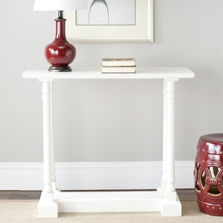 Safavieh Cape Cod Cream Console Table