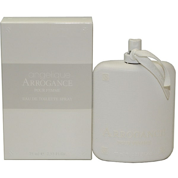 Schiapparelli Pinkenz 'Arrogance Angelique' Women's 2.5-ounce Eau de Toilette Spray