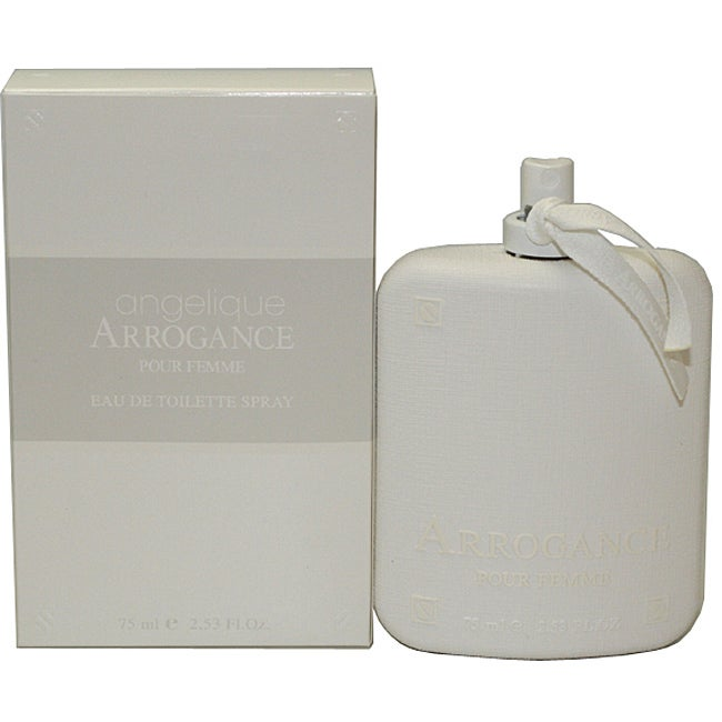 Schiapparelli Pinkenz 'Arrogance Angelique' Women's 2.5-ounce Eau de Toilette Spray