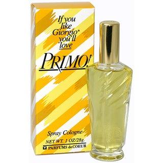 Parfums de Coeur Primo! Women's 1-ounce Cologne Spray