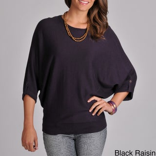 Grace Elements Women's Sweater Knit Top