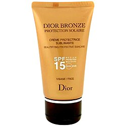 Dior Bronze Beautifying Protective Suncare for Face