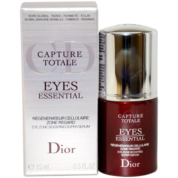Dior Capture Totale Eyes Essential Eye Zone Boosting Super Serum