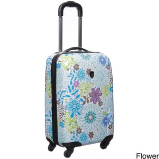Heys USA 'X Case' Metallic Spinner 20-inch Hardside Carry On Upright