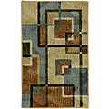 City Burrows Multi Accent Rug (1'8 x 2'10)