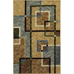 City Burrows Multi Area Rug (5' x 8')