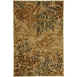 City Botanica Multi Accent Rug (2'6 x 3'10)