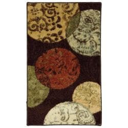City Streets Multi Accent Rug (1'8 x 2'10)