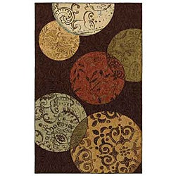 City Streets Multi Area Rug (5' x 8')