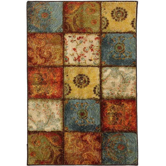 Mohawk Home City Heritage Multi Accent Rug (1'8 x 2'10)