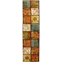 City Heritage Multi Runner Rug (2' x 8')