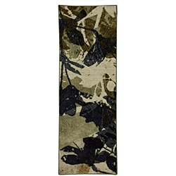 City Gardens Multi Runner Rug (2' x 5')