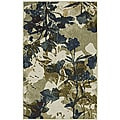 City Gardens Multi Area Rug (5' x 8')