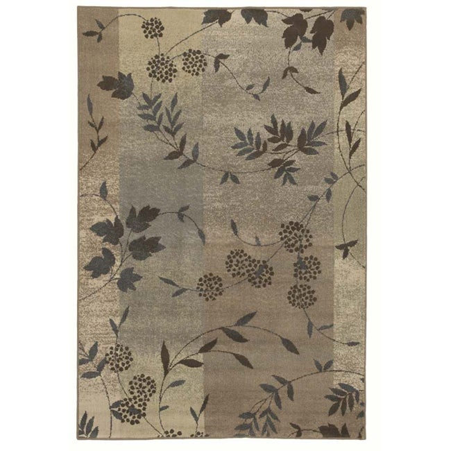 Tranquility Astrid Taupe Rug (7'9 x 10'10)