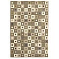 Tranquility Bryce Light Multi Rug (7'9 x 10'10)