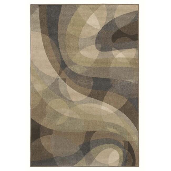 Tranquility Hula Multi Rug (7'9 x 10'10)