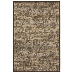 Tranquility Tamara Light Multi Rug (7'9 x 10'10)