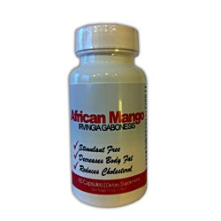 African Mango Weight Loss Supplement (60 Capsules)
