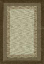 Hand-Tufted Helena Wool Rug (5'0 x 7'6)