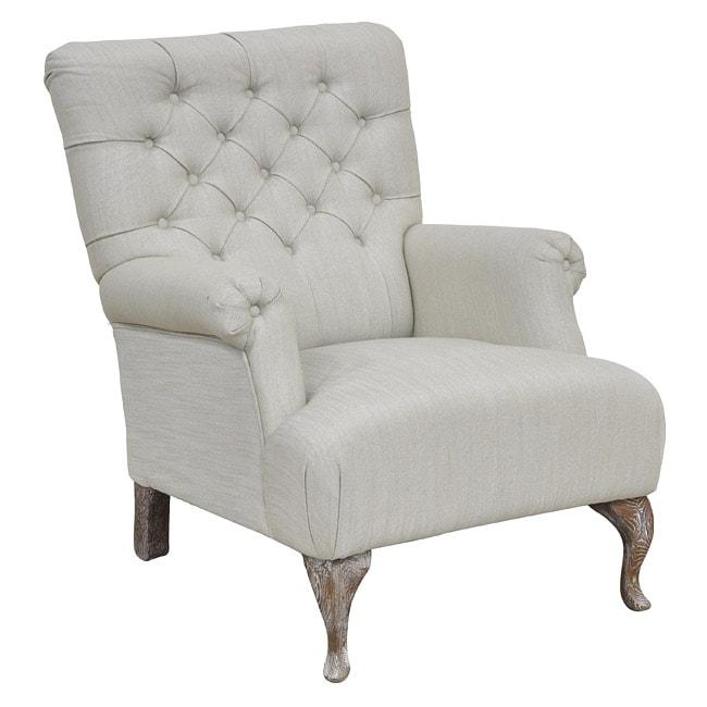 Kosas Home Sean Cement Club Chair