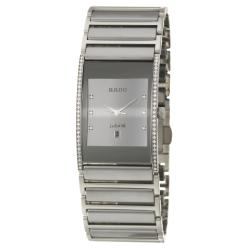 Rado Women's 'Integral' Ceramic Swiss Watch