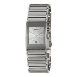 Rado Women's 'Integral' Stainless Steel Swiss Watch