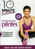 10 Minute Solution: Tighten & Tone Pilates (DVD)
