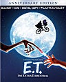 E.T. The Extra-Terrestrial (Blu-ray/DVD)