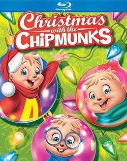 Alvin and the Chipmunks: Christmas with the Chipmunks (Blu-ray Disc)
