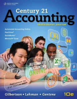 Century 21 Accounting: Multicolumn Journal (Hardcover)