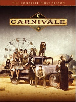 Carnivale: The Complete First Season (DVD)