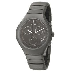 Rado Men's 'Rado True' Ceramic Swiss Watch