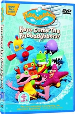 Rubbadubbers: Here Come The Rubbadubbers (DVD)