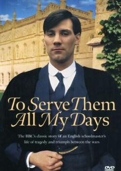 To Serve Them All My Days 4PK (DVD)