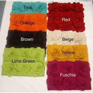 Sayyada Sunflower Pillow